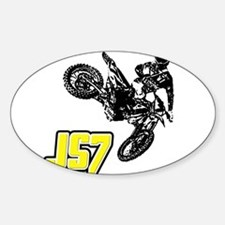 JS7bike Decal