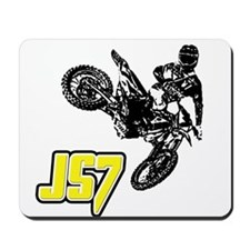 JS7bike Mousepad