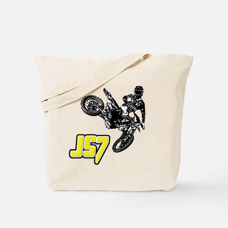 JS7bike Tote Bag