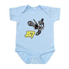 JS7bike Infant Bodysuit