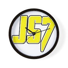 js7js7 Wall Clock