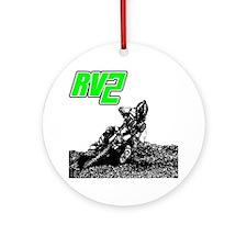 RV2bike Ornament (Round)