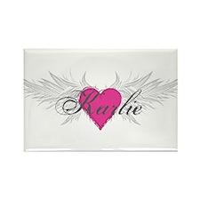 My Sweet Angel Karlie Rectangle Magnet
