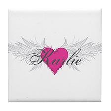 My Sweet Angel Karlie Tile Coaster