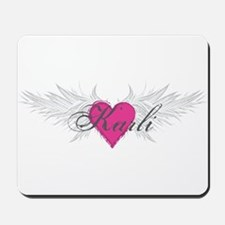 My Sweet Angel Karli Mousepad