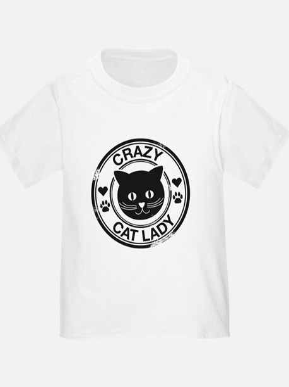 Crazy Cat Lady T