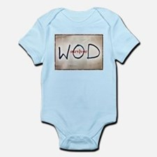 WOD Infant Bodysuit