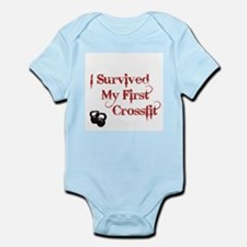 Crossfit Survivor Onesie