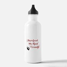 Crossfit Survivor Water Bottle