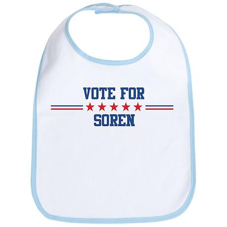 Vote for SOREN Bib