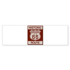 Newberry Springs Route 66 Bumper Sticker
