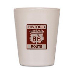 Newberry Springs Route 66 Shot Glass