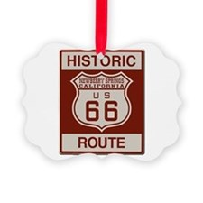 Newberry Springs Route 66 Ornament