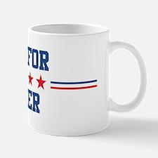Vote for XAVIER Mug