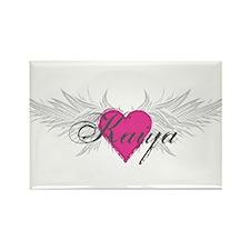 My Sweet Angel Kaiya Rectangle Magnet (100 pack)