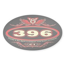 396 Chevy Decal