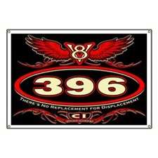 396 Chevy Banner