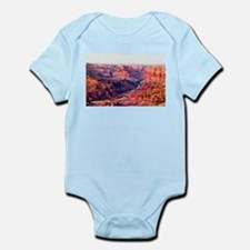 Grand Canyon Landscape Photo Infant Bodysuit