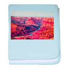 Grand Canyon Landscape Photo baby blanket