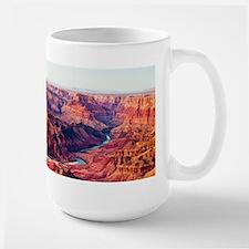 Grand Canyon Landscape Photo Large Mug