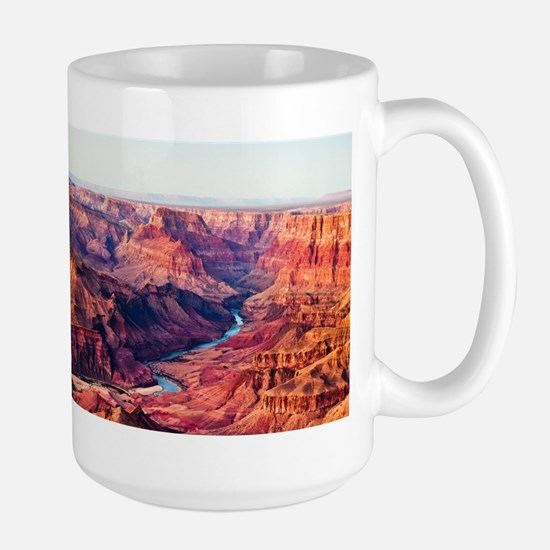 Grand Canyon Landscape Photo Large Mug