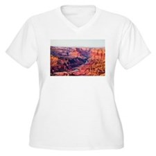 Grand Canyon Landscape Photo T-Shirt