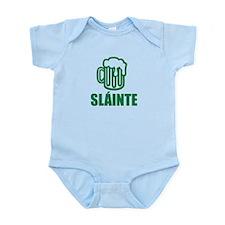 St. Patrick's day beer Infant Bodysuit