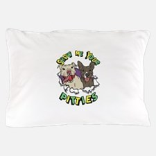 Show Me your Pitties Pillow Case