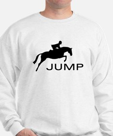 Funny Hunter horses Sweatshirt