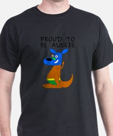 proud to be aussie T-Shirt