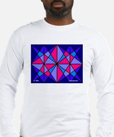 MouseArt Triangle Fantasy Long Sleeve T