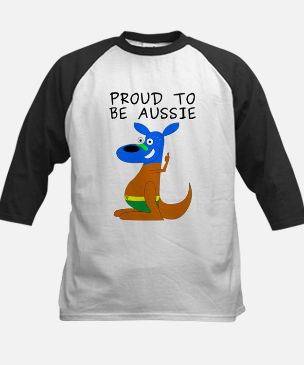proud to be aussie Tee
