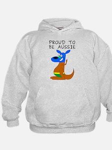 proud to be aussie Hoodie