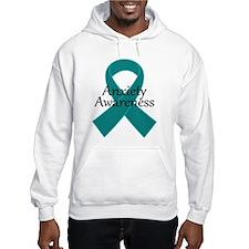 Anxiety Awareness Ribbon Hoodie