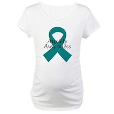 Anxiety Awareness Ribbon Shirt