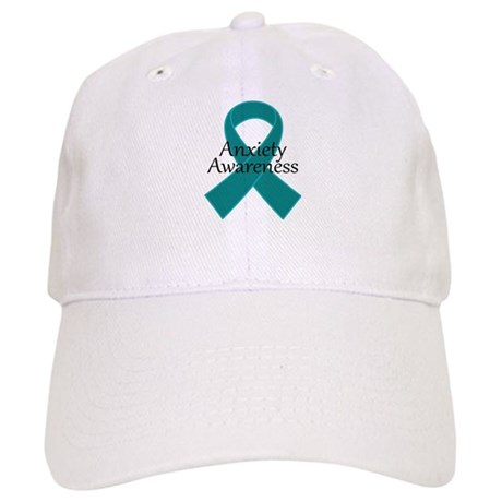 Anxiety Awareness Ribbon Cap