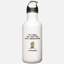 Boondawgoggles Jewish Mother Water Bottle