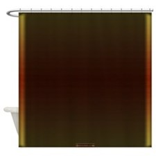 Bronze Home Collection Shower Curtain