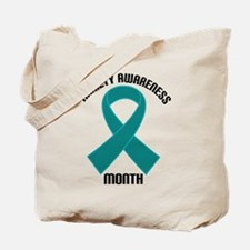 Anxiety Awareness Month Tote Bag