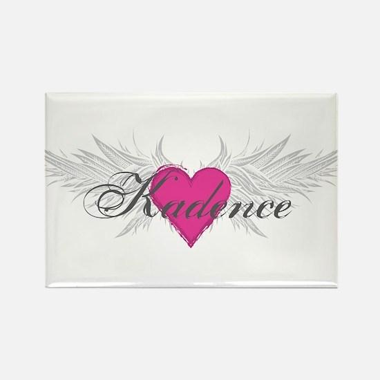My Sweet Angel Kadence Rectangle Magnet