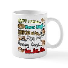 Soft Corgi Mug