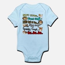Soft Corgi Infant Bodysuit
