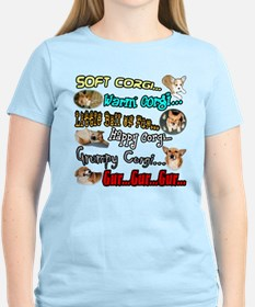 Soft Corgi T-Shirt