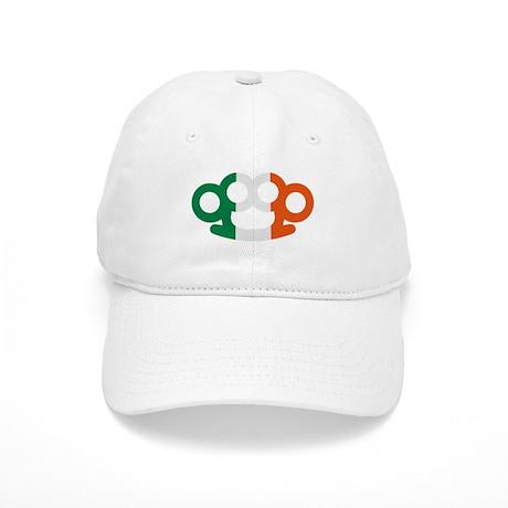 Brass knuckles Ireland flag Cap