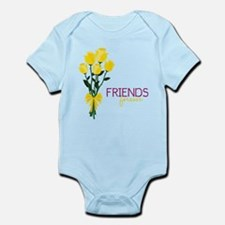 Friends Forever Infant Bodysuit