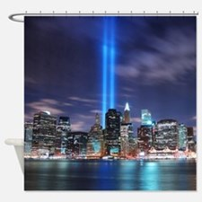 Manhattan New York Shower Curtain