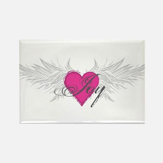 My Sweet Angel Joy Rectangle Magnet