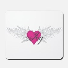 My Sweet Angel Joy Mousepad