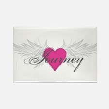 My Sweet Angel Journey Rectangle Magnet