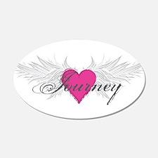 My Sweet Angel Journey Wall Sticker